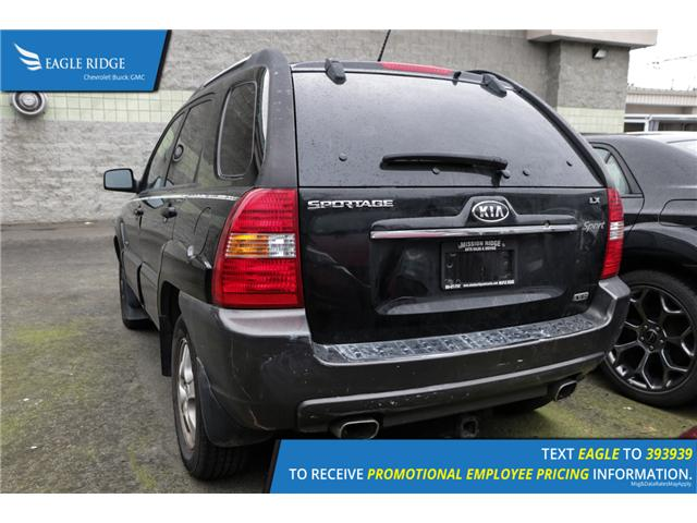 2007 Kia Sportage LX-V6 (Stk: 070610) in Coquitlam - Image 2 of 4