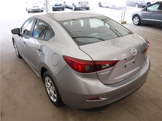 2016 Mazda Mazda3 GX (Stk: S1609) in Calgary - Image 8 of 23