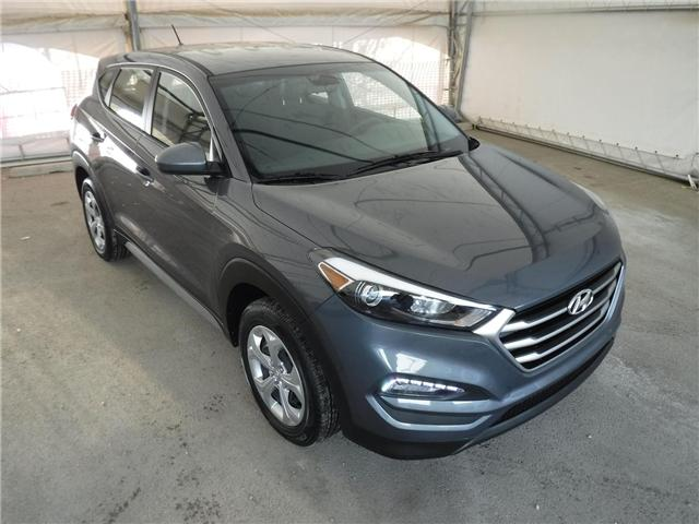 2018 Hyundai Tucson Base 2.0L (Stk: S1629) in Calgary - Image 3 of 26