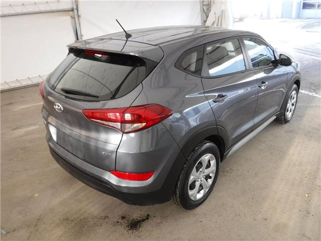 2018 Hyundai Tucson Base 2.0L (Stk: S1629) in Calgary - Image 6 of 26