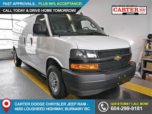 2018 Chevrolet Express 2500 Work Van (Stk: 9-5980-0) in Burnaby - Image 1 of 24