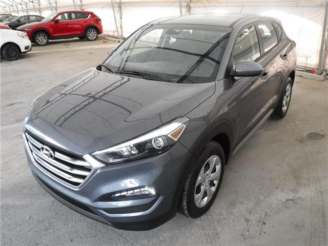 2018 Hyundai Tucson Base 2.0L (Stk: S1629) in Calgary - Image 10 of 26