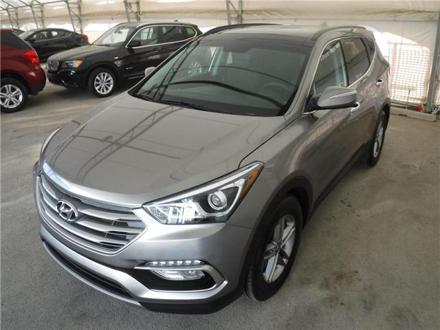 2018 Hyundai Santa Fe Sport 2.4 SE (Stk: S1616) in Calgary - Image 10 of 28