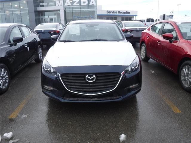 2018 Mazda Mazda3 GS (Stk: M1768) in Calgary - Image 1 of 1