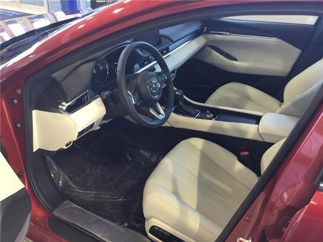 2018 Mazda MAZDA6 Signature (Stk: M1721) in Calgary - Image 8 of 10