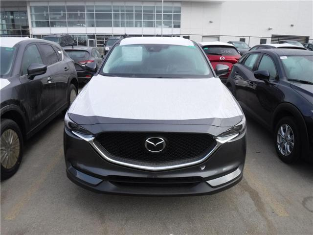 2019 Mazda CX-5 GT (Stk: M1978) in Calgary - Image 1 of 1