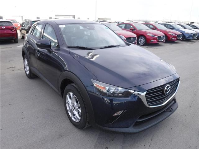 2019 Mazda CX-3 GS (Stk: M1961) in Calgary - Image 1 of 5