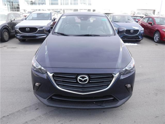 2019 Mazda CX-3 GS (Stk: M1961) in Calgary - Image 2 of 5