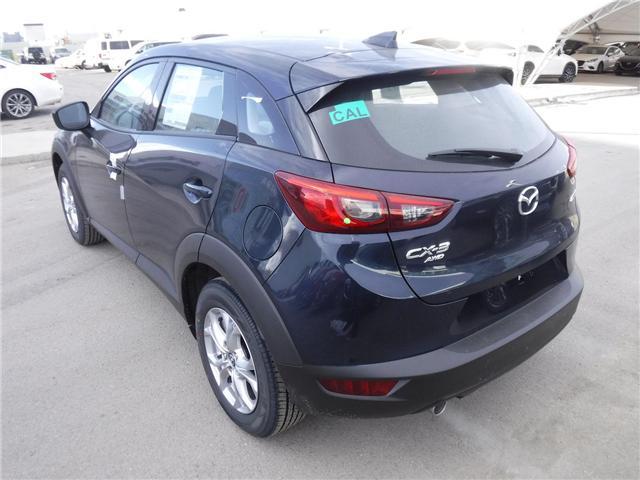 2019 Mazda CX-3 GS (Stk: M1961) in Calgary - Image 3 of 5