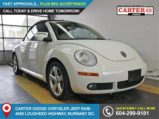 2007 Volkswagen New Beetle 2.5L (Stk: 5072511) in Burnaby - Image 1 of 21