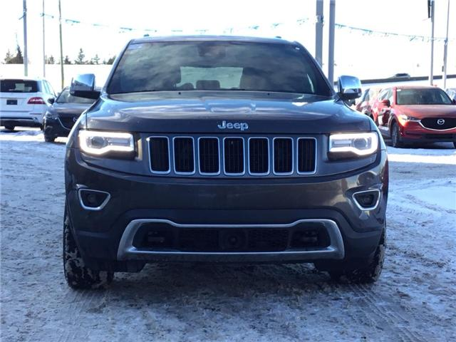 2016 Jeep Grand Cherokee Limited (Stk: K7632) in Calgary - Image 2 of 25
