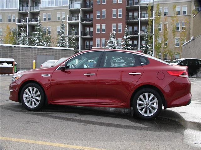 2018 Kia Optima LX+ (Stk: K7681) in Calgary - Image 8 of 23
