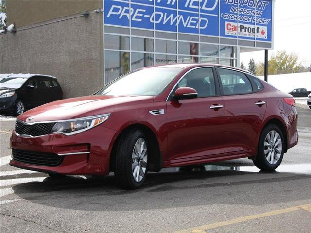 2018 Kia Optima LX+ (Stk: K7681) in Calgary - Image 22 of 23