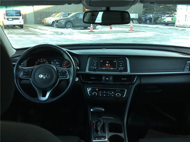 2018 Kia Optima LX (Stk: K7678) in Calgary - Image 11 of 22