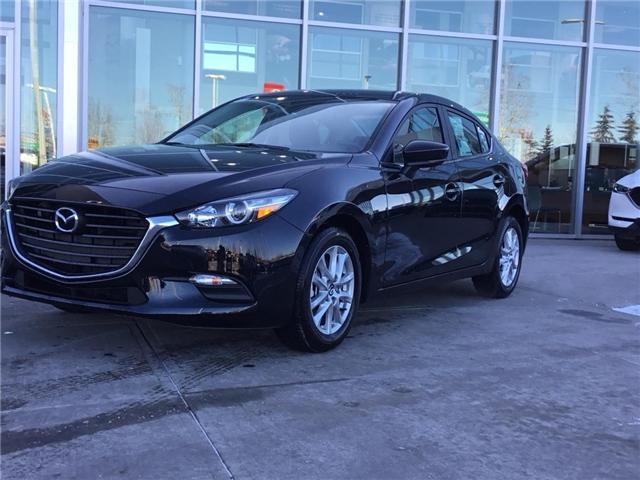 2018 Mazda Mazda3 GS (Stk: N4258) in Calgary - Image 1 of 5