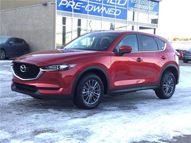 2018 Mazda CX-5 GS (Stk: K7770) in Calgary - Image 1 of 24