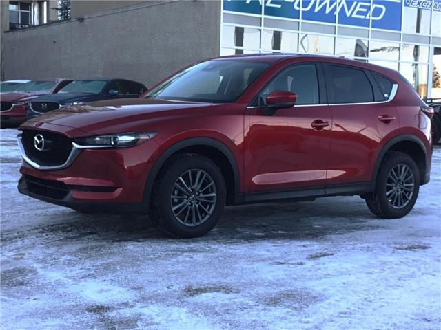 2018 Mazda CX-5 GS (Stk: K7675) in Calgary - Image 1 of 24