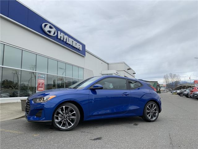 2019 Hyundai Veloster 2.0 GL (Stk: H91-2435) in Chilliwack - Image 1 of 11