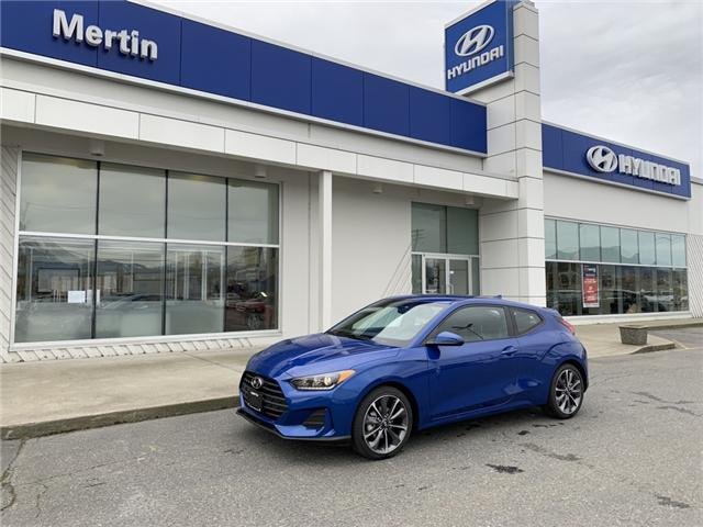 2019 Hyundai Veloster 2.0 GL (Stk: H91-2435) in Chilliwack - Image 2 of 11