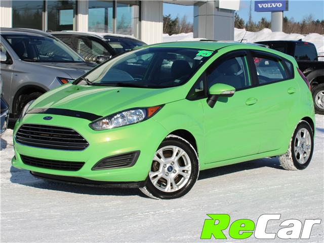 2015 Ford Fiesta Se Heated Seats Only 50 Wk Tax Inc 0 Down At
