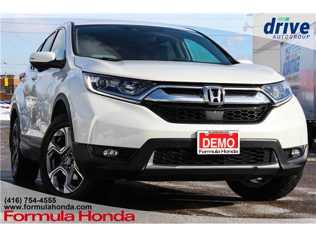 2018 Honda CR-V EX (Stk: 18-0345D) in Scarborough - Image 1 of 29