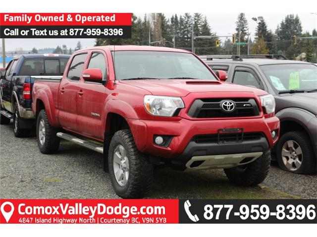2013 Toyota Tacoma V6 (Stk: W211183A) in Courtenay - Image 1 of 4