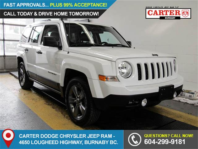 2017 Jeep Patriot Sport/North (Stk: 9-5996-1) in Burnaby - Image 1 of 24