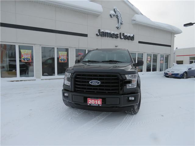 2016 Ford F-150 XL (Stk: P02572) in Timmins - Image 1 of 8