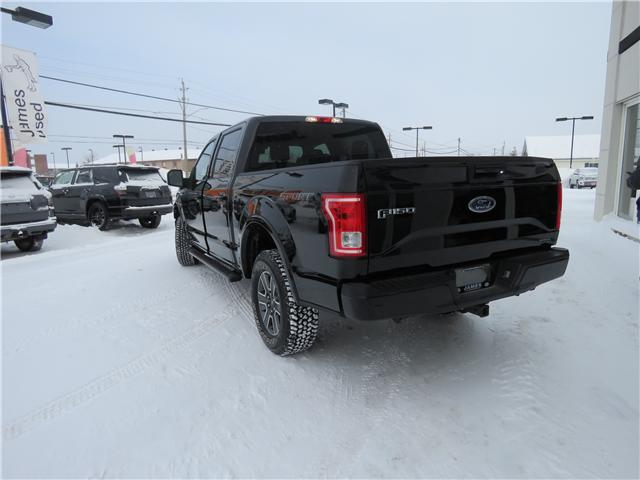 2016 Ford F-150 XL (Stk: P02572) in Timmins - Image 5 of 8