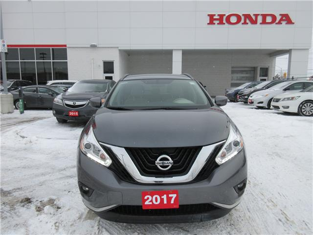 2017 Nissan Murano S (Stk: 26503L) in Ottawa - Image 2 of 11