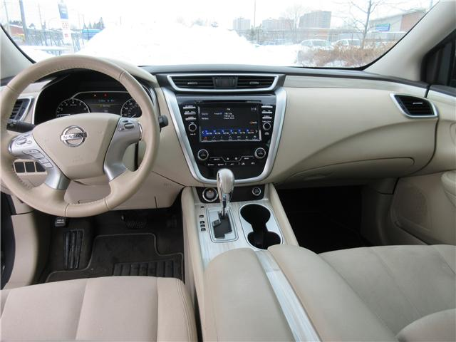 2017 Nissan Murano S (Stk: 26503L) in Ottawa - Image 8 of 11