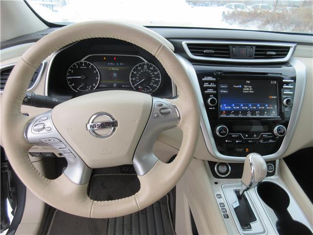 2017 Nissan Murano S (Stk: 26503L) in Ottawa - Image 9 of 11