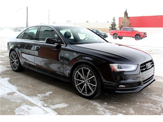 2015 Audi A4 2.0T Technik plus (Stk: 001047) in Saskatoon - Image 4 of 29