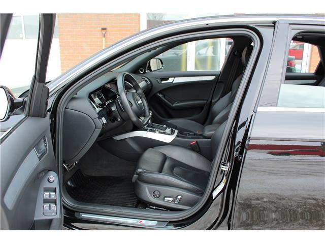 2015 Audi A4 2.0T Technik plus (Stk: 001047) in Saskatoon - Image 6 of 29