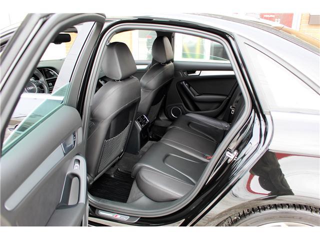 2015 Audi A4 2.0T Technik plus (Stk: 001047) in Saskatoon - Image 18 of 29