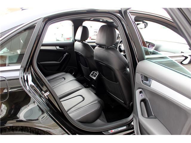 2015 Audi A4 2.0T Technik plus (Stk: 001047) in Saskatoon - Image 20 of 29