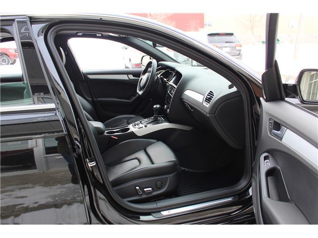 2015 Audi A4 2.0T Technik plus (Stk: 001047) in Saskatoon - Image 22 of 29
