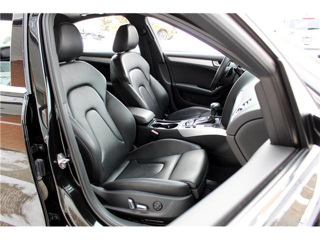 2015 Audi A4 2.0T Technik plus (Stk: 001047) in Saskatoon - Image 23 of 29