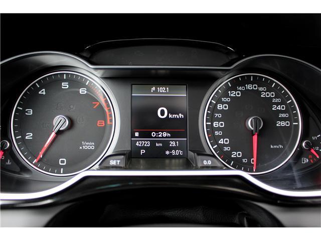 2015 Audi A4 2.0T Technik plus (Stk: 001047) in Saskatoon - Image 8 of 29