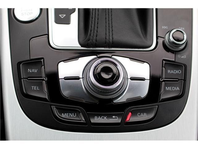 2015 Audi A4 2.0T Technik plus (Stk: 001047) in Saskatoon - Image 15 of 29