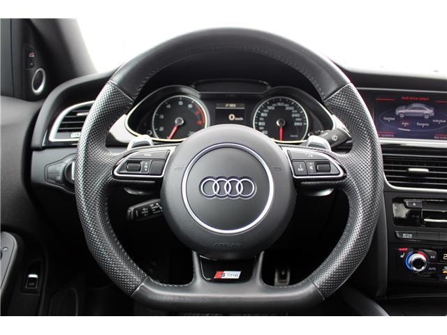 2015 Audi A4 2.0T Technik plus (Stk: 001047) in Saskatoon - Image 7 of 29