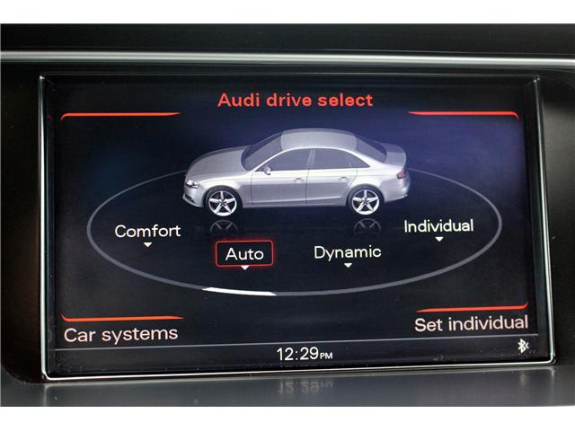 2015 Audi A4 2.0T Technik plus (Stk: 001047) in Saskatoon - Image 12 of 29