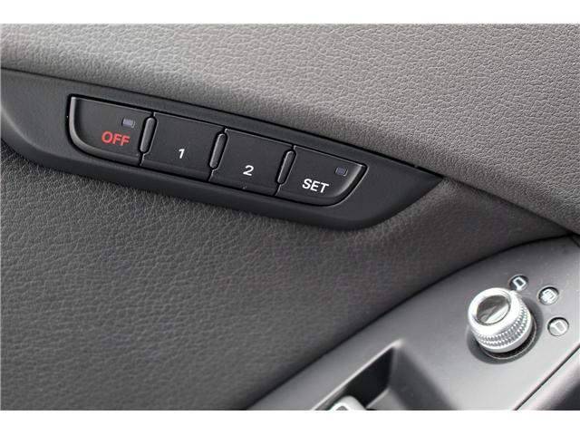 2015 Audi A4 2.0T Technik plus (Stk: 001047) in Saskatoon - Image 16 of 29