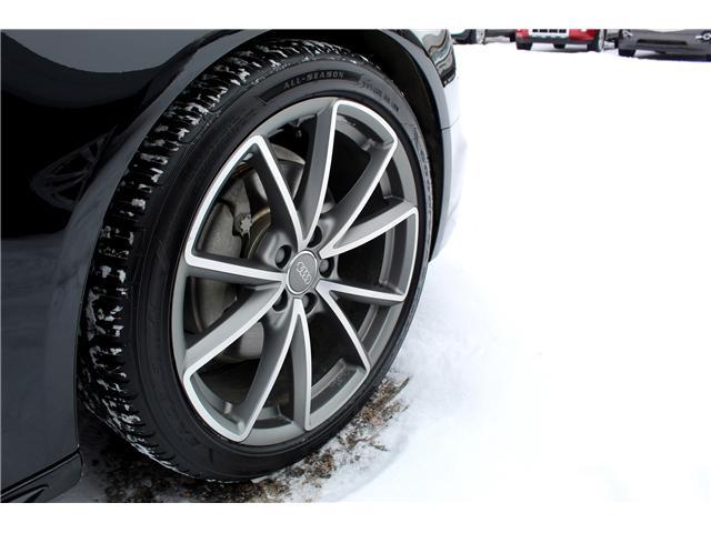 2015 Audi A4 2.0T Technik plus (Stk: 001047) in Saskatoon - Image 27 of 29