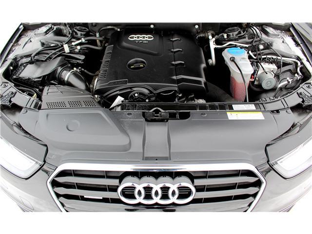 2015 Audi A4 2.0T Technik plus (Stk: 001047) in Saskatoon - Image 28 of 29