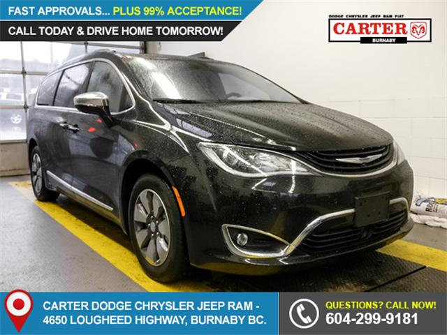 2019 Chrysler Pacifica Hybrid Limited Parking Camera Bluetooth
