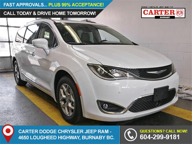 2019 Chrysler Pacifica Touring-L Plus (Stk: W411260) in Burnaby - Image 1 of 11