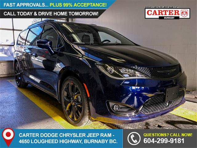 2019 Chrysler Pacifica Limited (Stk: W876870) in Burnaby - Image 1 of 16