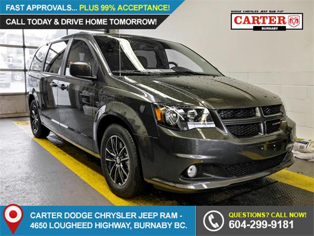2019 Dodge Grand Caravan GT (Stk: M857030) in Burnaby - Image 1 of 13