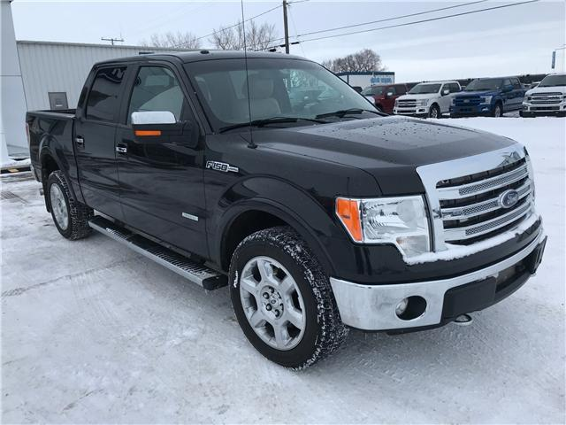 2013 Ford F-150 Lariat (Stk: 8330B) in Wilkie - Image 1 of 23